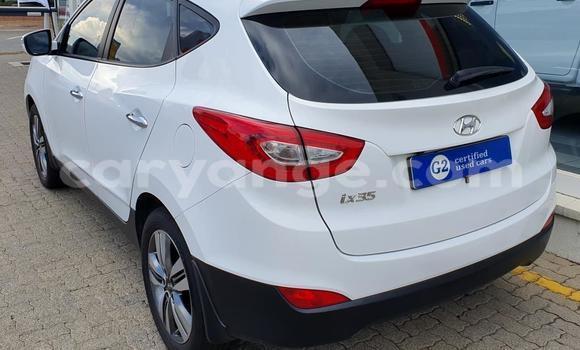 Buy Used Hyundai Ix35 White Car in Bethanien in Karas