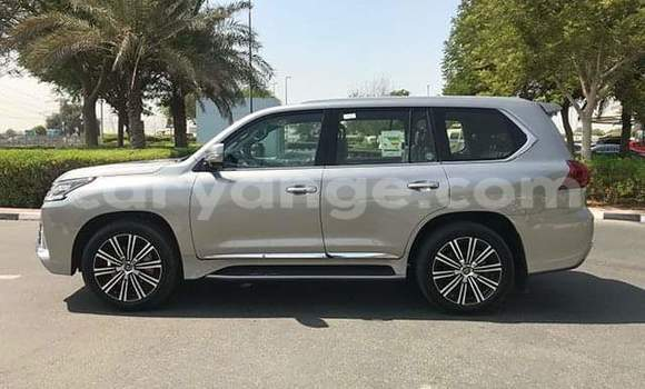 Buy Used Lexus LX 570 Silver Car in Karasburg in Karas