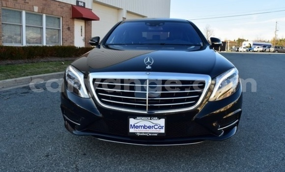 Buy Used Mercedes-Benz S–Class Black Car in Karasburg in Karas