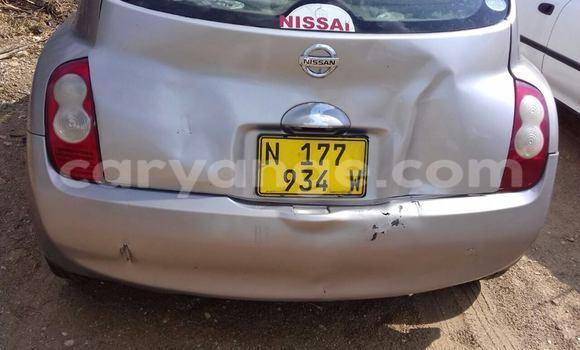 Buy Used Nissan Maxima Black Car in Windhoek in Namibia