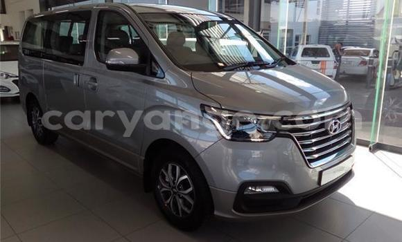 Buy Used Hyundai H1 Silver Car in Windhoek in Namibia