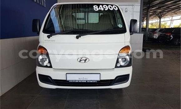 Buy Used Hyundai H200 White Car in Windhoek in Namibia