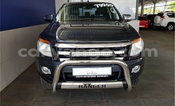 Buy Used Ford Ranger Blue Car in Windhoek in Namibia