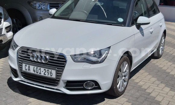 Buy Used Audi A1 White Car in Windhoek in Namibia