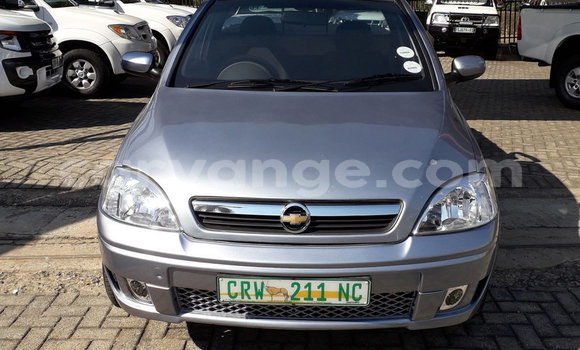 Buy Used Chevrolet Corsa Silver Car in Windhoek in Namibia