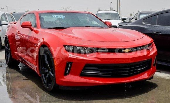 Buy Import Chevrolet Camaro Red Car in Import - Dubai in Namibia