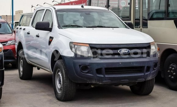 Buy Import Ford Ranger White Car in Import - Dubai in Namibia