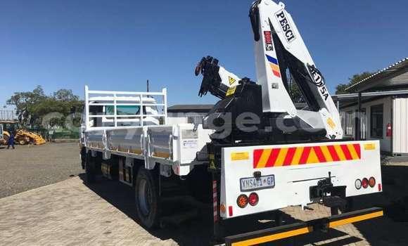 Buy Used Nissan UD White Truck in Karasburg in Karas