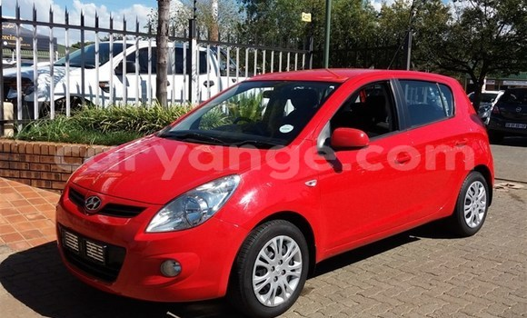 Buy Used Hyundai I20 Red Car in Windhoek in Namibia