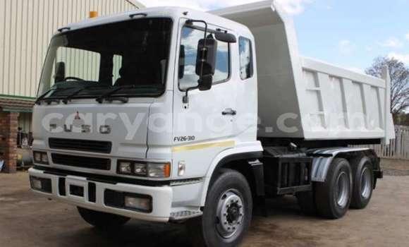 Medium with watermark mitsubishi truck tipper fuso fv26 310 tipper 2009 id 58702260 type main 1