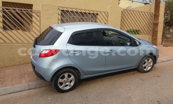 Buy Used Mazda 323 Blue Car in Windhoek in Namibia