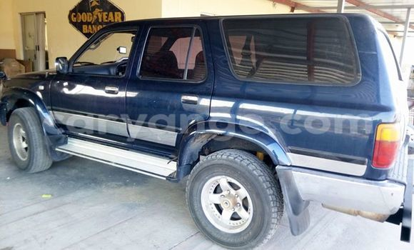 Buy Used Toyota Surf Blue Car in Windhoek in Namibia