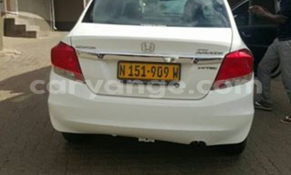 Buy Used Honda HR–V White Car in Windhoek in Namibia
