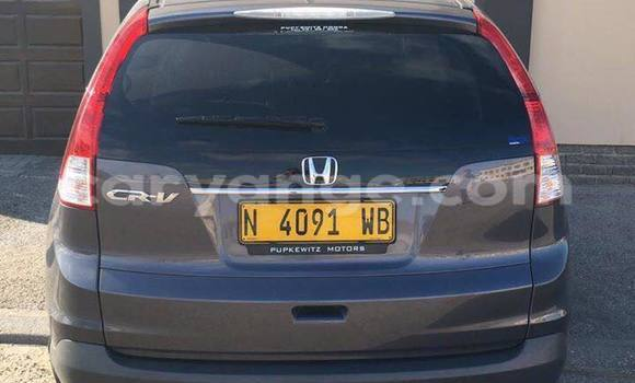 Buy Used Honda CR-V Black Car in Windhoek in Namibia