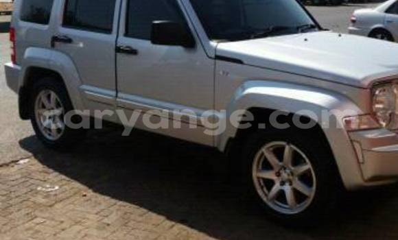 Buy Used Jeep Compass Silver Car in Windhoek in Namibia
