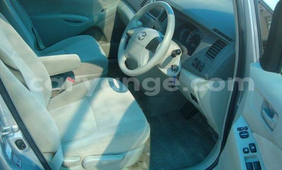 Buy Used Toyota IST Silver Car in Windhoek in Namibia