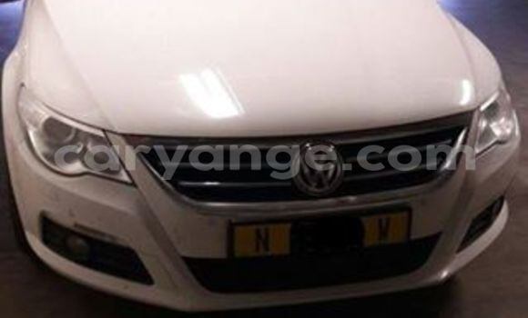 Buy Used Volkswagen Amarok White Car in Windhoek in Namibia