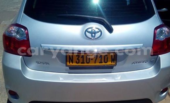Buy Used Toyota Auris Silver Car in Windhoek in Namibia