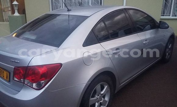 Buy Used Chevrolet Cruze Silver Car in Windhoek in Namibia