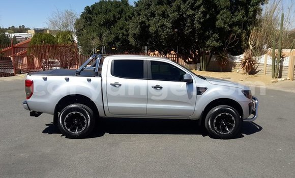 Buy Used Ford Ranger Silver Car in Windhoek in Namibia