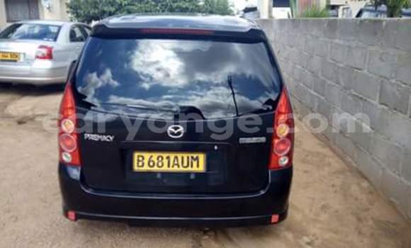 Buy Used Mazda Premacy Black Car in Windhoek in Namibia