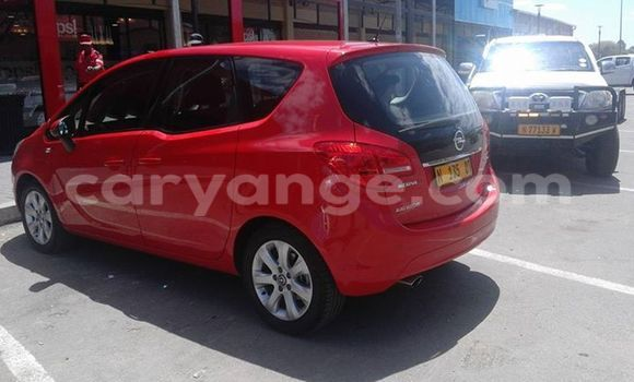 Buy Used Opel Monterey Red Car in Windhoek in Namibia