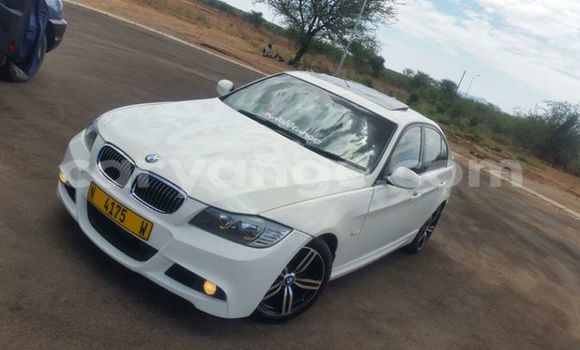 Buy Used BMW 3-Series White Car in Windhoek in Namibia