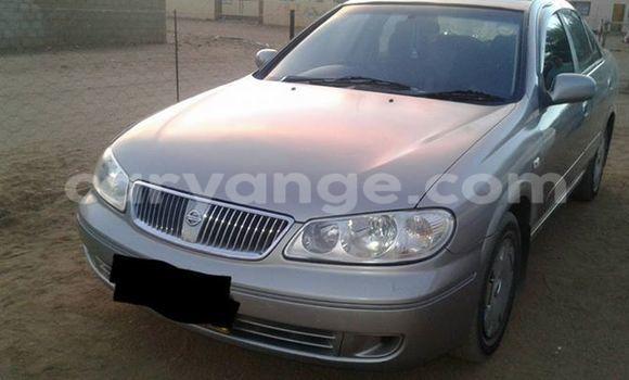 Buy Used Nissan Sunny Silver Car in Windhoek in Namibia