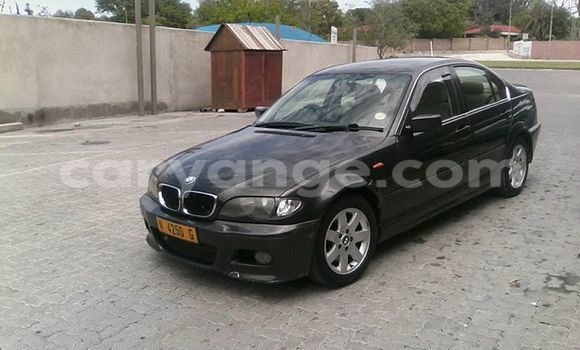 Buy Used BMW 3–Series Black Car in Windhoek in Namibia