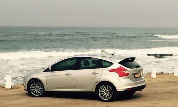 Buy Used Ford Focus Silver Car in Windhoek in Namibia