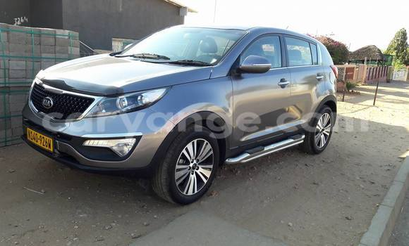Buy Used Kia Sportage Black Car in Windhoek in Namibia