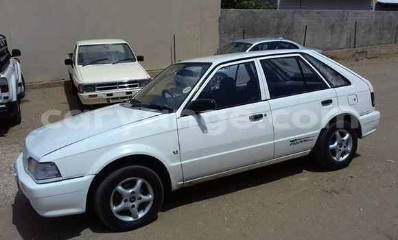 Buy Used Ford Maverick White Car in Windhoek in Namibia