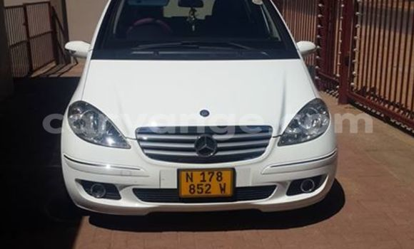 Buy Used Mercedes‒Benz A-Class White Car in Windhoek in Namibia