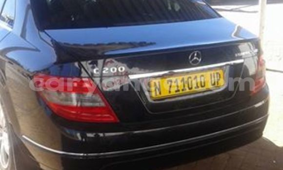 Buy Used Mercedes-Benz KOMPRESSOR Black Car in Windhoek in Namibia