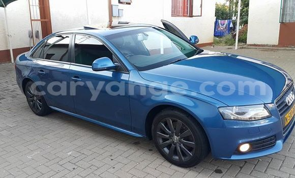 Buy Used Audi A4 Blue Car in Windhoek in Namibia