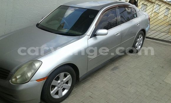 Buy Used Nissan 350Z Silver Car in Windhoek in Namibia