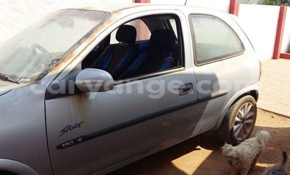 Buy Used Opel Corsa Silver Car in Windhoek in Namibia