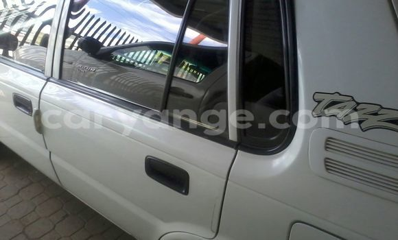 Buy New Toyota 4Runner White Car in Windhoek in Namibia