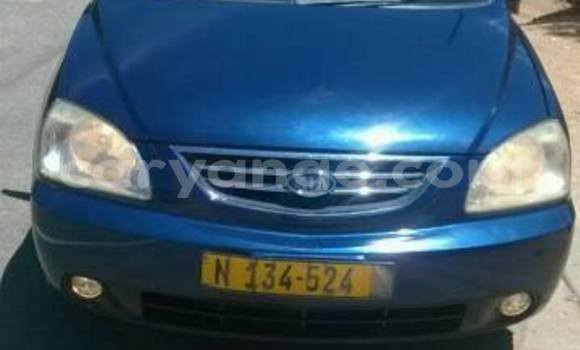 Buy Used Kia Carens Blue Car in Windhoek in Namibia