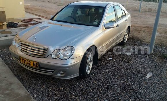 Buy Used Mercedes-Benz C–Class Silver Car in Windhoek in Namibia