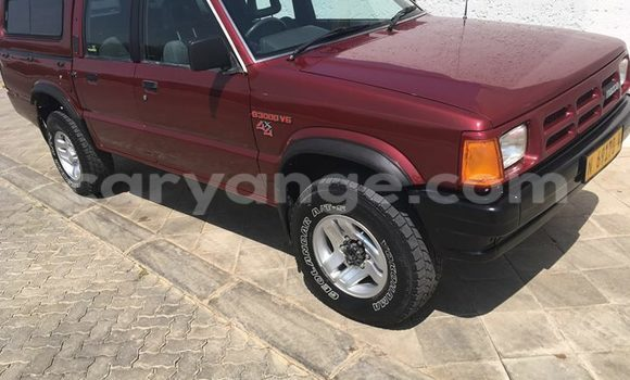 Buy Used Mazda B–series Red Car in Windhoek in Namibia
