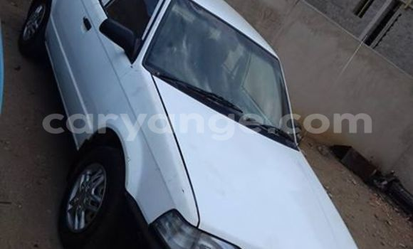 Buy Used Mazda 323 White Car in Windhoek in Namibia