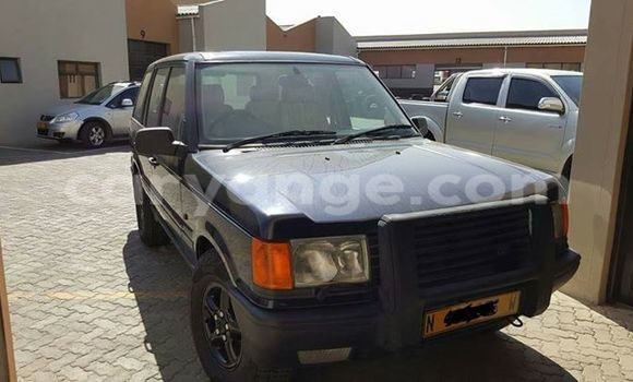 Buy Used Land Rover Range Rover Black Car in Windhoek in Namibia