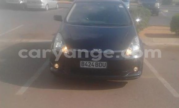 Buy Used Toyota Wish Black Car in Windhoek in Namibia