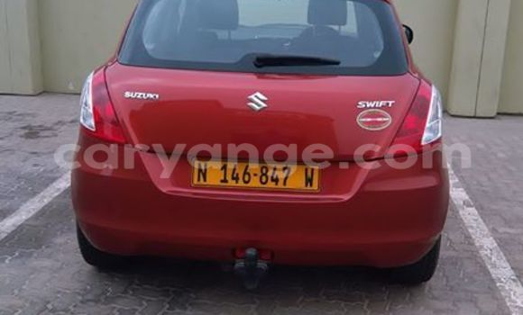 Buy New Suzuki Swift Red Car in Windhoek in Namibia