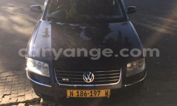 Buy Used Volkswagen Passat Black Car in Windhoek in Namibia