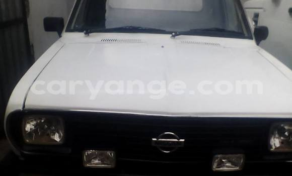 Buy Used Nissan Pickup White Car in Windhoek in Namibia