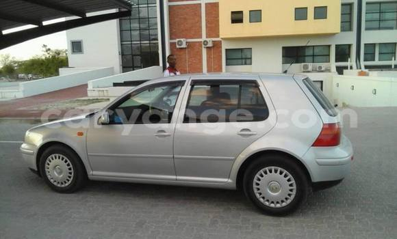 Buy Used Volkswagen Golf Silver Car in Windhoek in Namibia