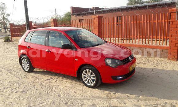 Buy Used Volkswagen Polo Red Car in Oshakati in Namibia
