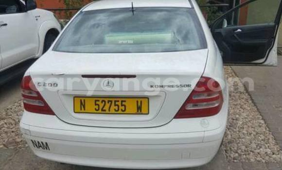 Buy Used Mercedes‒Benz KOMPRESSOR White Car in Windhoek in Namibia